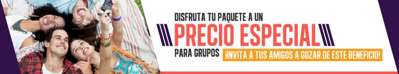 Promoción para Grupos